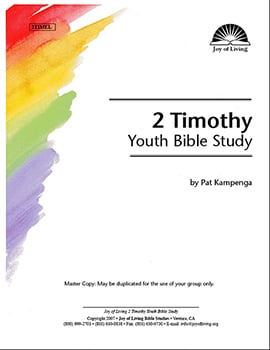 2 Timothy Youth Study