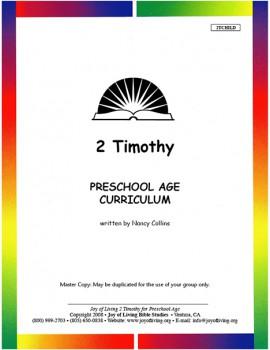2 Timothy Preschool Study