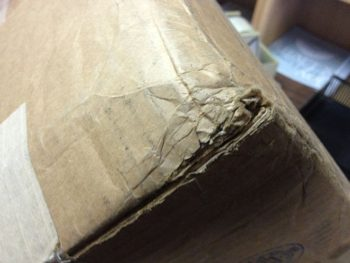 Damaged Package 2