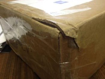 Damaged Package 5