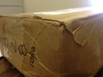 Damaged Package 6