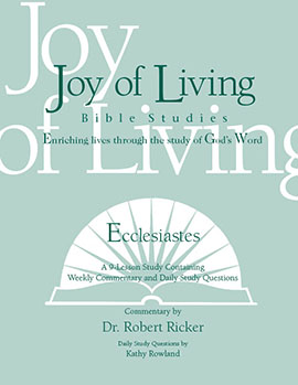 Joy of Living Bible Studies